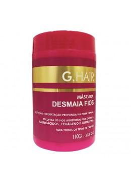 G.Hair / Inoar Mask Desmaia Fios - 1KG