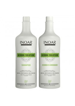 Inoar Herbal Kit Shampoo 1000ml + Conditioner 1000ml + Mask 500g
