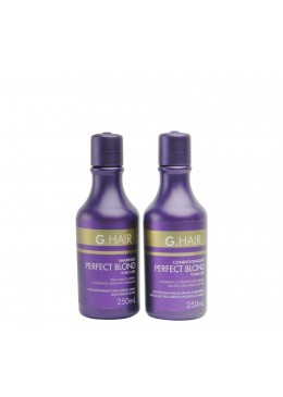 G.Hair / Inoar Perfect Blond Kit Duo (2X250ml)