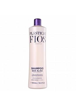 Plastic Hair Straightening Shampoo Cadiveu Shampoo Alisa 900ml