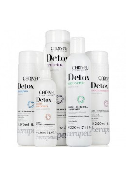 Cadiveu Detox - Complete Kit (5 Products)