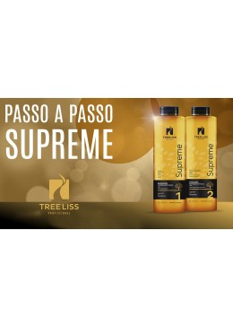 Kit Supreme Profissional Progressive brush TREE LISS