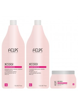 XColor Protection Hair Kit 3x1 - Felps