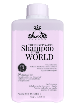 Powder Shampoo Merci Line 400g - Sweet Hair