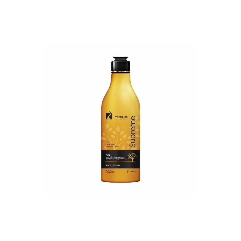 Volume Reduction GEL Keratin Replacement TREE LISS