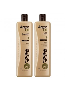 Argan Oil Progressive Brush it 2x1L - VIP