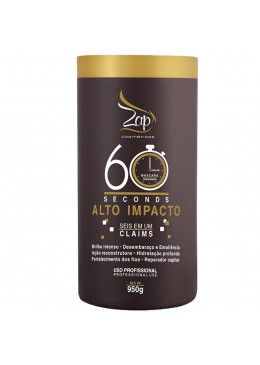 60 Seconds High Impact Mask 950g - Zap Cosmetics