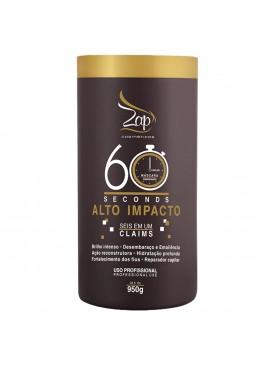 60 Seconds High Impact Mask 950g - Zap Cosmetics