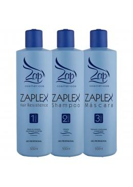 LINE ZAPLEX TREATMENT ZAP FOR BLOND HAIR 3 PRODUCTS 3X500ML