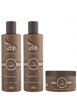KIT HOME CARE ALL DAY POST BRAZILIAN SMOOTHING