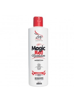 RED MAGIC RED REVOLUTION INTENSIFIER FOR RED HAIR 500ML ZAP