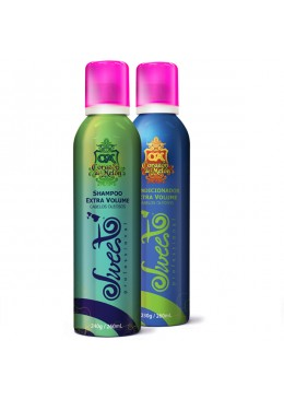 Kit Sweet Hair Corazón de Melón Extra Volume Duo