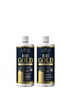 2018 New Edition Blue Gold System Tanino    Beautecombeleza.com