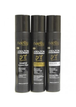 Amazon Premium Kit 3x1L Naelly ST Beautecombeleza.com