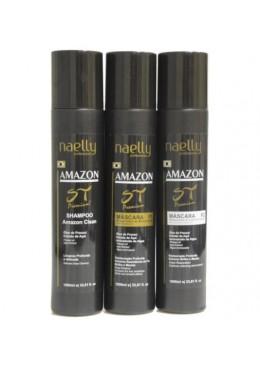Amazon Premium Kit 3x1L Naelly ST Beautecombeleza.com