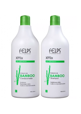 Bamboo Extract Xmix Kit 2x1L - Felps Beautecombeleza.com