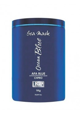 Ocean Blue Sea Masque Mask Mascara (Afa Blue) 1kg -1Ka