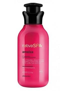 Vegan Plum Body Lotion Moisturizing Deodorant 400mL - Nativa SPA Beautecombeleza.com