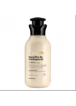 Vegan Madagascar Vanilla Body Lotion Moisturizing Deodorant 400mL - Nativa SPA Beautecombeleza.com