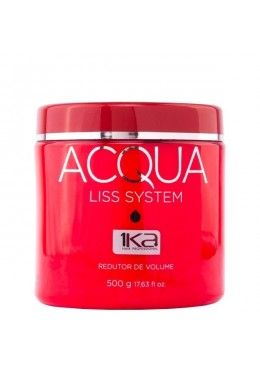 Volume Reducer Acqua Liss System Mask 500g - 1Ka