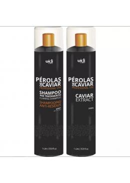 Lissage Perles de Caviar 2x1L - Widi Care Beautecombeleza.com