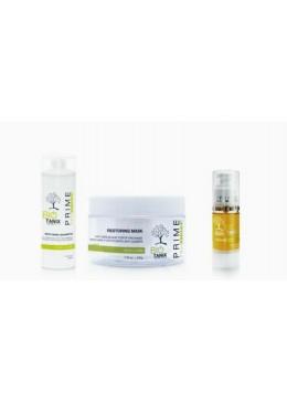 Bio Tanix Kit de Traitement pour les cheveux abîmés 3 Produits - Prime Pro Extreme          Beautecombeleza.com