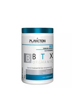 BTX Orghanic Treatment hair Straightening 1Kg    Plancton Professional      Beautecombeleza.com