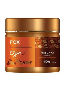 Mask Hydratation Profonde Ojon Oil 500g/1kg FOX