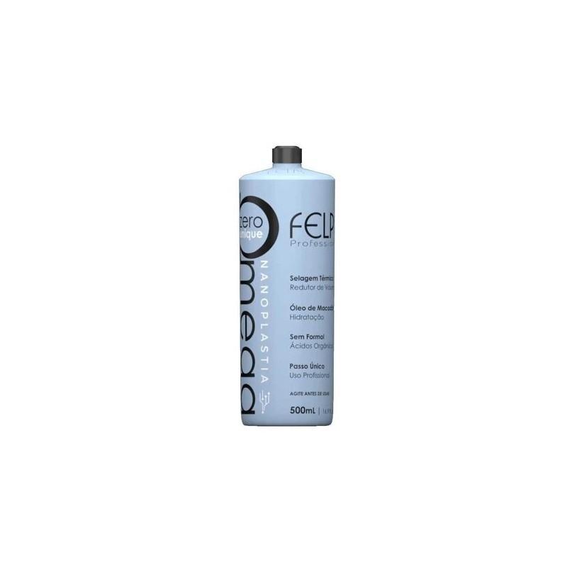 Omega Zero Unique Sealing Thermal Nanoplasty Capillary (500ml) - Felps beautecombeleza.com