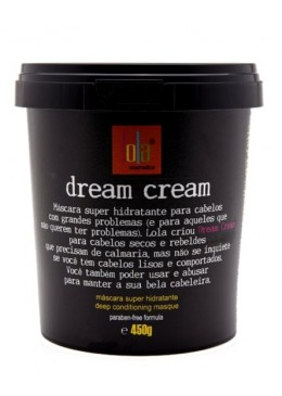 Dream Cream Hydro Reconstructive Mask (450g) - Lola Cosmetics Beautecombeleza.com