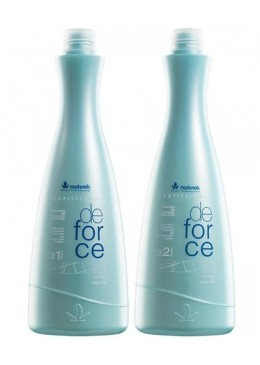 Kit De force Shampoo+ Conditioner (2x1L) – Madamelis Beautecombeleza.com