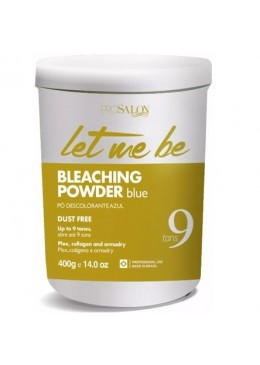 Blue Powder Bleaching Powder (400g) – Prosalon Beautecombeleza.com
