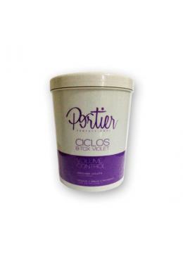 Portier Ciclos B-Tox Violet Masque mask mascara  Beautecombeleza