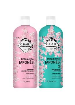 Lissage Japonais G HAIR INOAR     Beautecombeleza.com