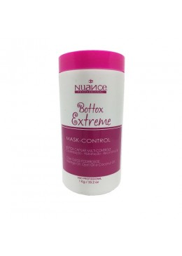 Brazilian Treatment Bottox Extreme Restoration Sealing Control 1Kg - Nuance - Beautecombeleza.com