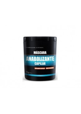 Brazilian Keratin Anabolic Hair Supplement Treatment Mask 1Kg - Fit Cosmetics  Beautecombeleza.com