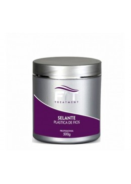 Profressional Treatment Plastic Wires Sealant Hair Mask 500g - Fit Cosmetics Beuatecombeleza.com
