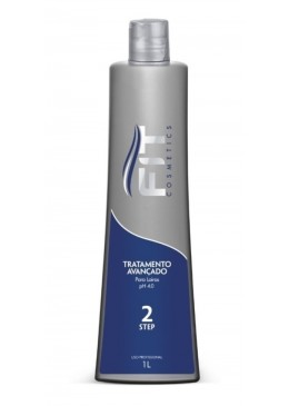 Brazilian Keratin Step 2 Advanced Hair Treatment for Blondes 1L - Fit Cosmetics Beautecombeleza.com