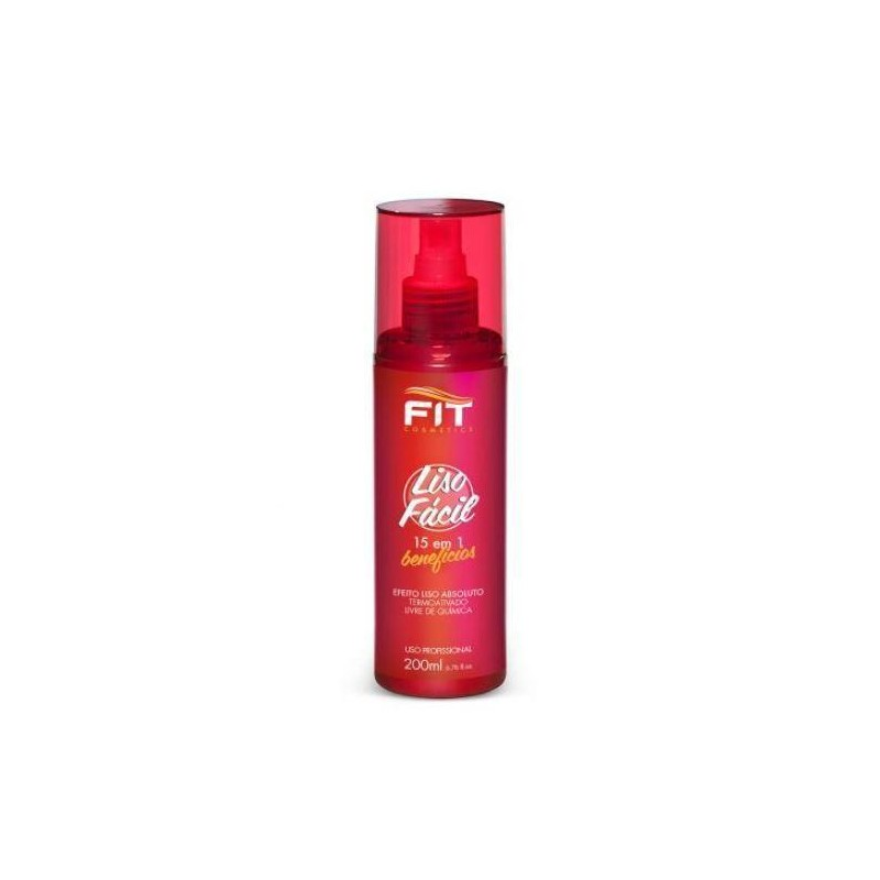 Easy Smooth 5 in 1 Thermo Active Hair Treatment Fluid 200ml - Fit Cosmetics  Beautecombeleza.com