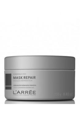 Mask Repair Tratamento Intensivo Reparação Capilar 250g - L'ARRËE Beatecombeleza.com