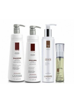 Professional Treatment After Color Kinoa & Ojon Hair Kit 4 Products - L'ARRËE Beautecombeleza.com