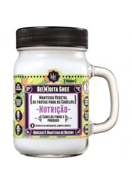 Ghee Be(M)dita Nutrition Organic Butter Pineapple Mask 350g - Lola Cosmetics Beautecombeleza.com