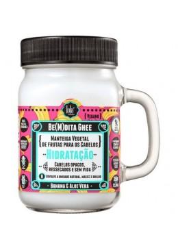 Be(M)dita Ghee Hidration Organic Butter Banana Hair Mask 350g - Lola Cosmetics Beautecombeleza.com