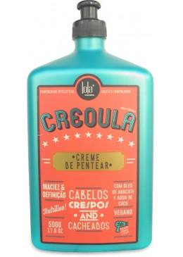 Creoula Afro Curly Hair Vegan Curler Comb Nutrition Cream 500g - Lola Cosmetics Beautecombeleza.com