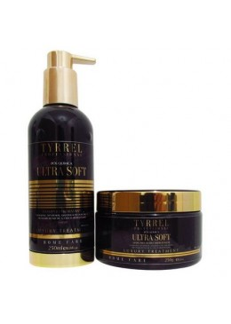 Luxury Treatment Moisturizing Ultra Soft Post Chemical Home Care Kit - Tyrrel Beautecombeleza.com