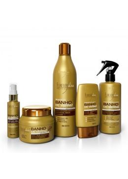 Varnish Bath Home Care Maintenance Kit 5 Products - Forever Liss Beuatecombeleza.com