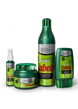 """Grow Hair"" Home Care Maintenance Kit - Forever Liss Beautecombeleza.com"