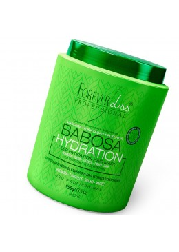 Babosa Slug Hair Deep Hydration Repair Moisturizing Mask 950g - Forever Liss Beautecombeleza.com