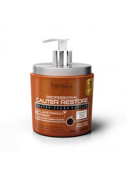 Cauter Restore Capillary Cauterization Treatment 500g - Forever Liss Beautecombeleza.com