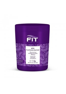 BTX Platinum Blond 1Kg - Fit Cosmetics Beautecombeleza.com